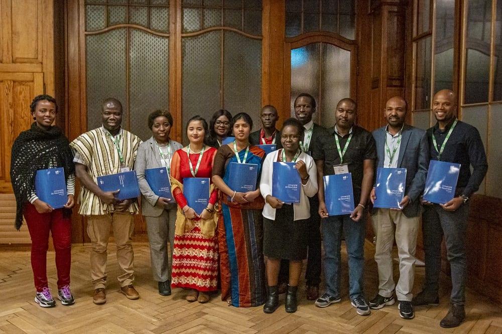MAS in ICM graduates 2019