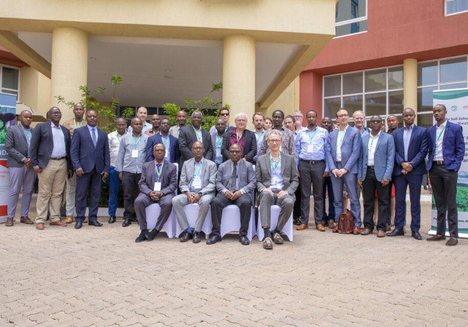 RwandaSIS launch meeting