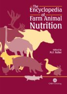 Encyclopedia of Farm Animal Nutrition