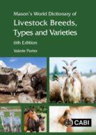 Mason's World Dictionary of Livestock Breeds, Types and Varieties