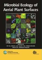 Microbial Ecology of Aerial Plant Surfaces