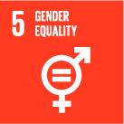 SDG 5 logo