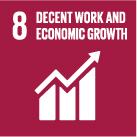 SDG 8 logo