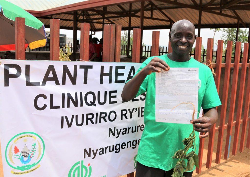 Rwanda farmer plantwise